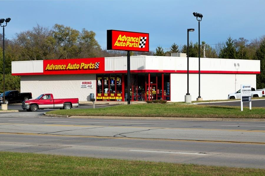 Grand Rapids Auto Parts >> Advance Auto Parts Encore Real Estate Investment Services