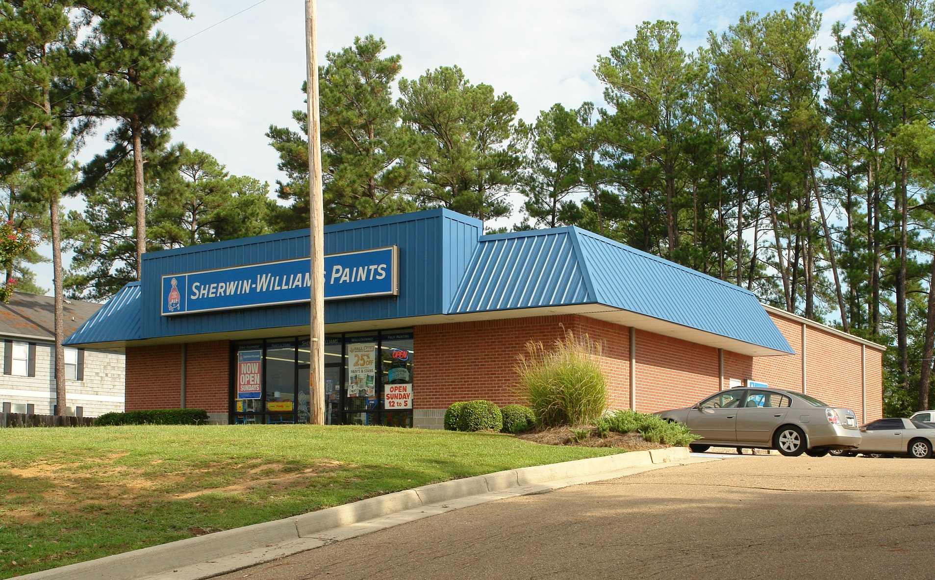 Sherwin Williams Encore Real Estate Investment Services